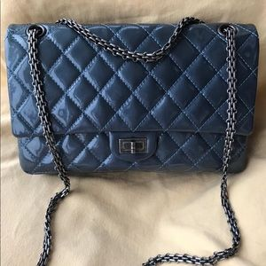 Chanel Reissue Patent Leather